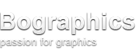 Bographics - Web design and 3D graphics studio